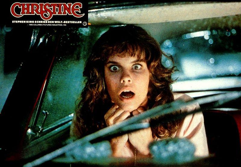 """Bereits 1983 wurde der Roman """"Christine"""" verfilmt, damals saß John Carpenter auf dem Regiestuhl."""