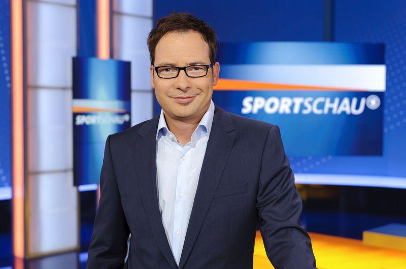 """Er verlässt die ARD-""""Sportschau"""" nach zehn Jahren: Moderator Matthias Opdenhövel."""