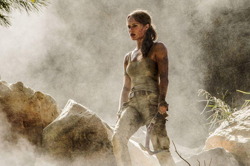 Zum zweiten Mal nach 2018 wird Alicia Vikander in die Rolle der Lara Croft schlüpfen.