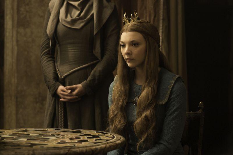 """In der Serie """"Game Of Thrones"""" spielte Natalie Dormer zwischen 2012 und 2016 Margaery Tyrell."""