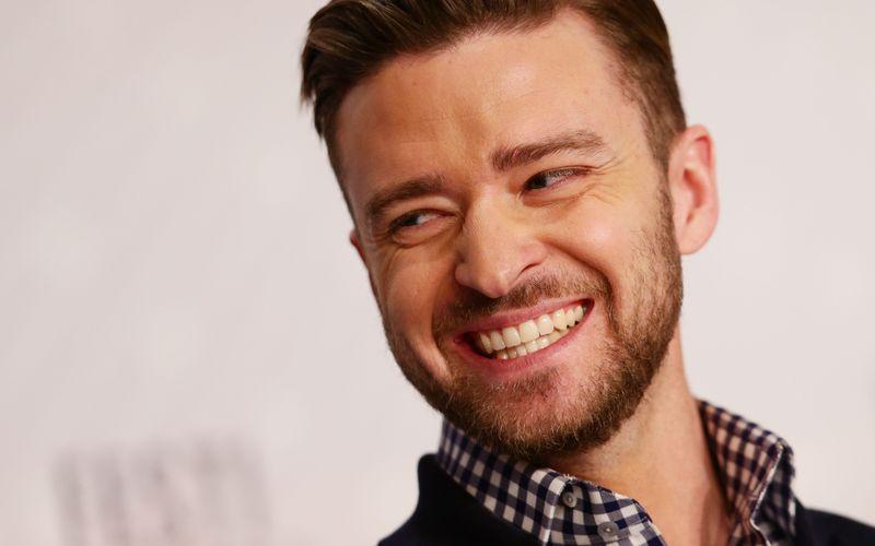 """""""Ein Vater zu sein ist besser, als ich es mir je hätte vorstellen können"""", heißt es in Justin Timberlakes jüngstem Instagram-Post."""