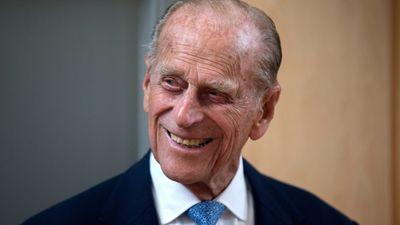 Prinz Philip von Großbritannien