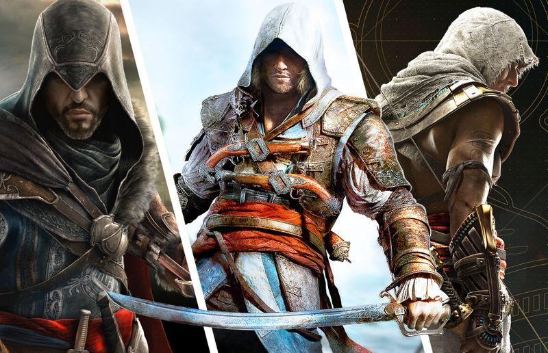 """Ein """"Assassin's Creed"""" für alle Zeiten? """"Infinity"""" ist als Games-as-a-Service-Titel ausgelegt. Die Fans denken laut nach."""