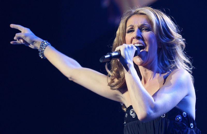 """Der Gänsehaut-Song """"My Heart Will Go On"""" aus dem Blockbuster """"Titanic"""" machte sie zum internationalen Star: Céline Dion wirkt wie eine geborene Diva. Doch der Schein trügt ..."""