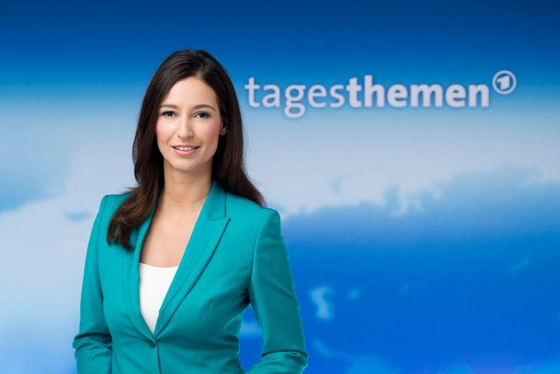 """Pinar Atalay gehört seit 2014 fest zum """"Tagesthemen""""-Team. Zum 1. August wechselt sie zu RTL."""