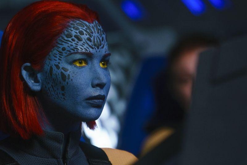 Raven (Jennifer Lawrence) fürchtet, dass ihre nächste Mission katastrophal enden könnte.
