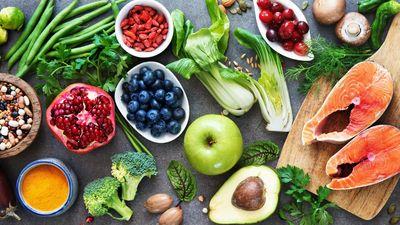 Studie über gesunde Lebensmittel