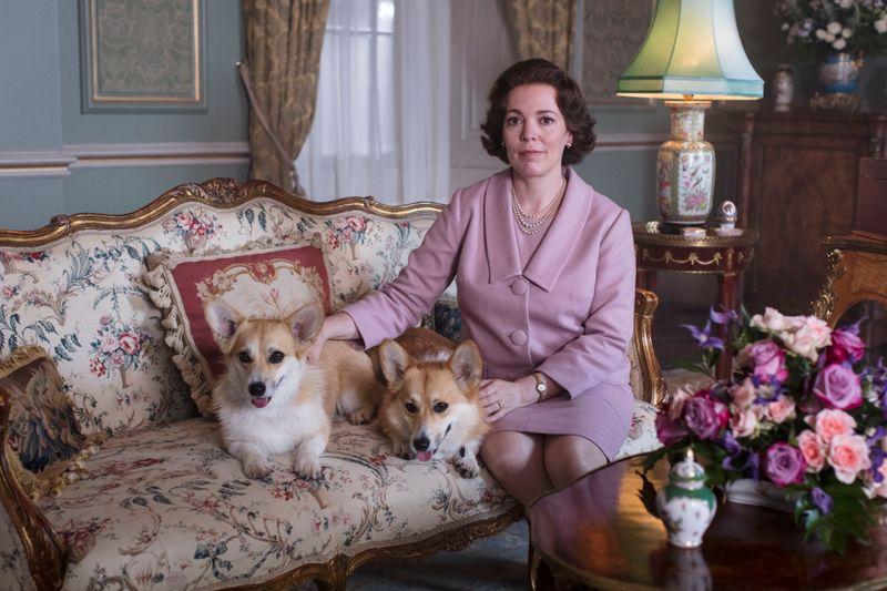 """""""The Crown"""" ist eine der beliebtesten Netflixserien. In der kommenden fünften Staffel wird Olivia Colman (Bild) in der Rolle von Queen Elizabeth II. von Imelda Staunton ersetzt."""