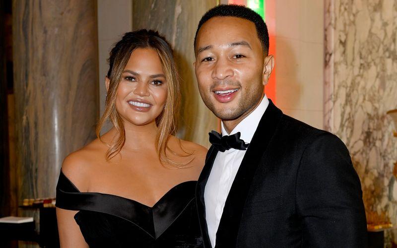 Chrissy Teigen und John Legend sind seit 2013 verheiratet. Anfang Oktober machten die beiden ihre Fehlgeburt öffentlich.