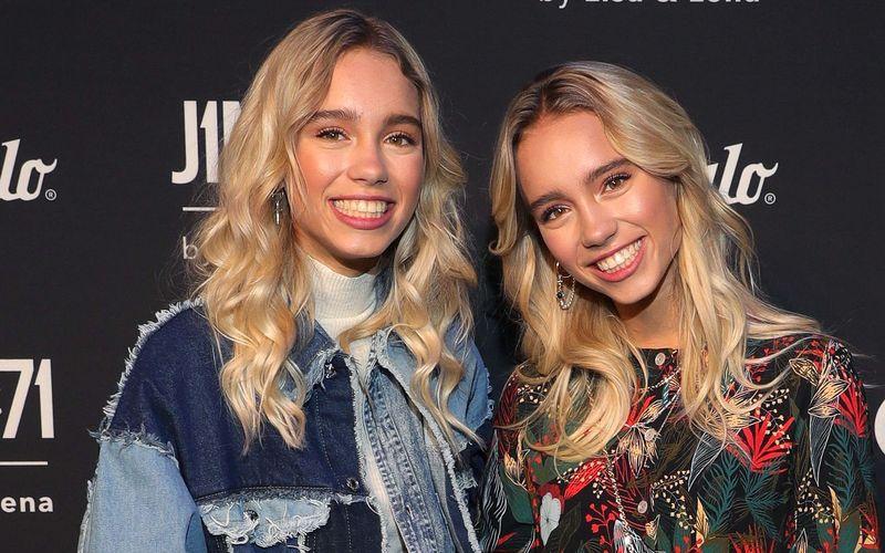Lena Mantler (links, mit Schwester Lisa) hat mit 1,2 Millionen Fans den reichweitenstärksten deutschen Snapchat-Kanal.