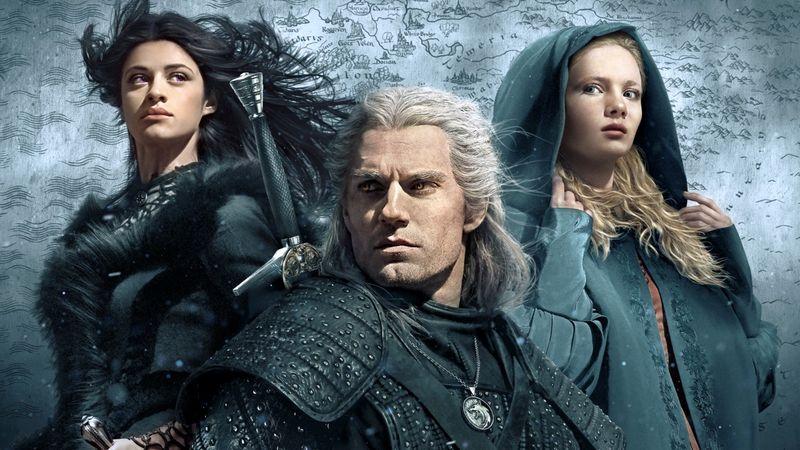 """Am 17. Dezember startet die zweite Staffel von """"The Witcher"""" bei Netflix."""