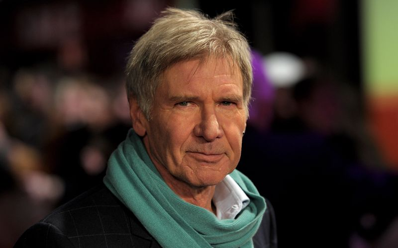 """Harrison Ford hat sich bei den Dreharbeiten zum fünften Teil der """"Indiana Jones""""-Reihe eine Schulterverletzung zugezogen."""