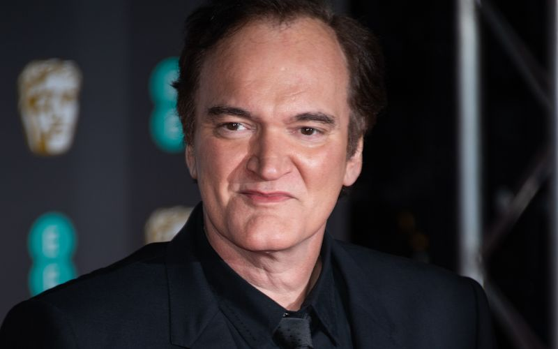 """Quentin Tarantino hätte kein Problem damit, seinem Sohn bereits in jungem Alter den Brutalo-Film """"Kill Bill"""" zu zeigen."""