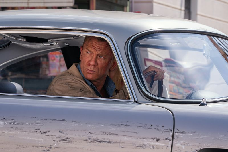 """Mit """"Keine Zeit zu sterben"""" endet die 007-Ära von Daniel Craig."""