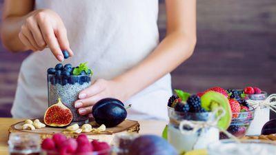 13 gesunde Snacks