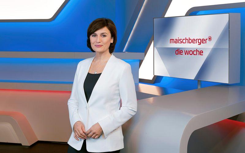 Am Mittwoch, 14. April, spricht TV-Talkerin Sandra Maischberger unter anderem mit Markus Söder und Karl Lauterbach über die Entwicklungen der vergangenen Tage.