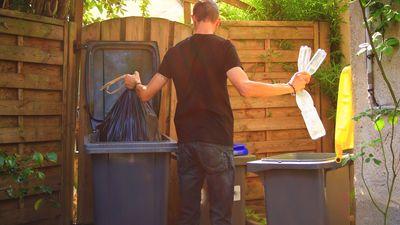 Mülltrennung: Diese Fehler sollten Sie vermeiden