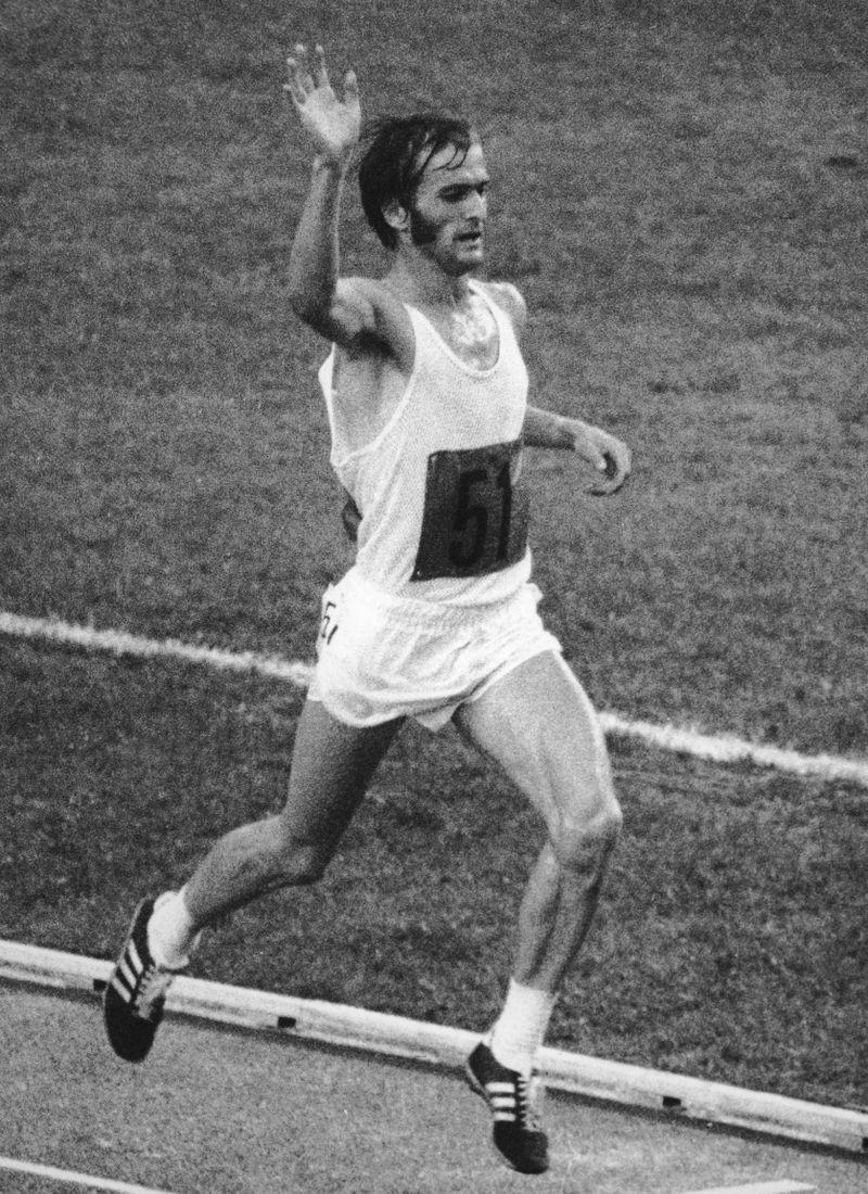Als Waldemar Cierpinski bei den Olympischen Spielen in Moskau 1980 Gold für die DDR im Marathonlauf holte, lieferte Reporter Heinz-Florian Oertel den Zuschauern Sätze für die Ewigkeit.