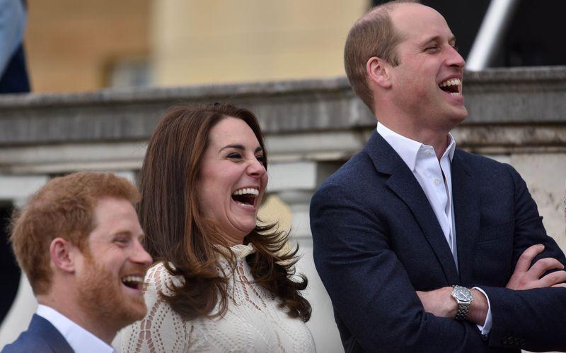 In der Regel haben sie mehr Vornamen, als in ein Formular passen. Kein Wunder, dass die Royal sich untereinander lieber mit Spitznamen anreden. Nicht wenige davon sind zum Brüllen komisch - oder, Prinz Wombat?