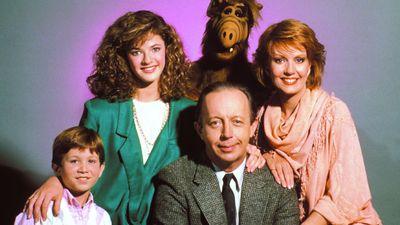 Eine schreckliche nette Familie - mit außerirdischem Anhang