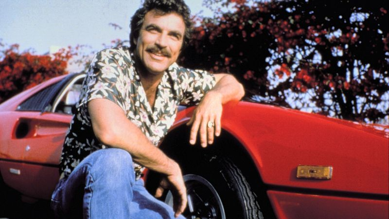 Happy Birthday, Tom Selleck!