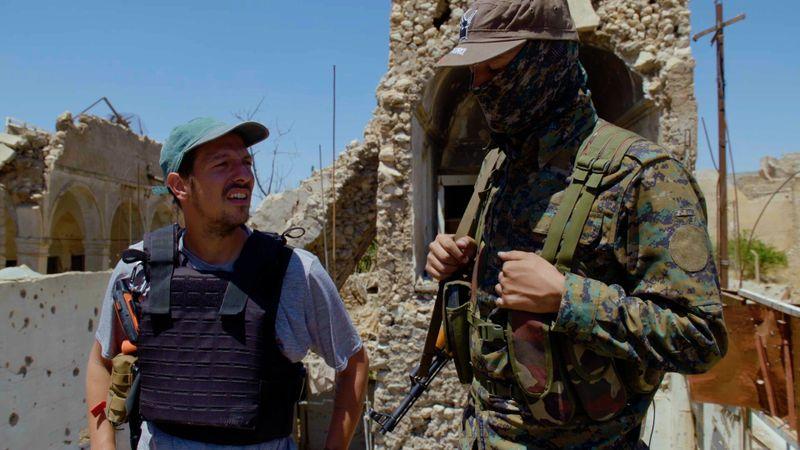 """Thilo Mischkes """"ProSieben Spezial: Deutsche an der ISIS-Front"""" wurde ausgezeichnet."""