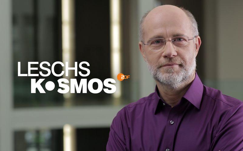 """Seit 2008 präsentiert Harald Lesch die Wissenschaftsreihe """"Leschs Kosmos"""""""