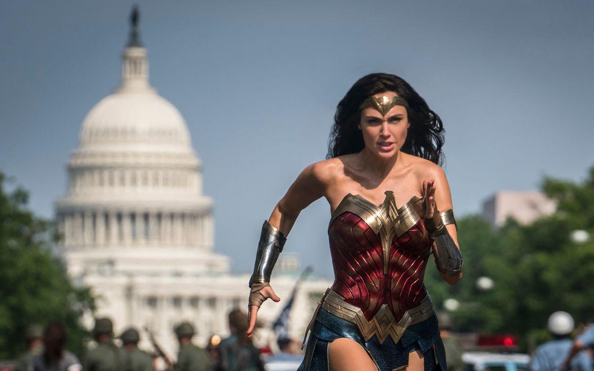 Diana Prince alias Wonder Woman (Gal Gadot) scheut keine Anstrengung, um die Welt zu retten.