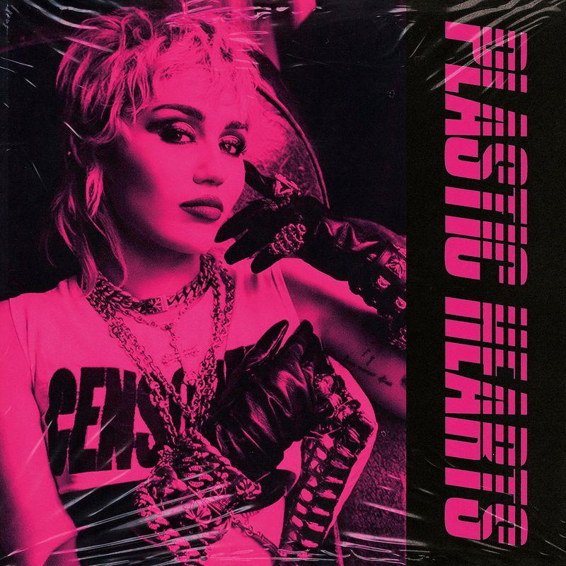 """""""Plastic Hearts"""" heißt das neue Album von Miley Cyrus, das am Freitag, 27. November, erscheint."""