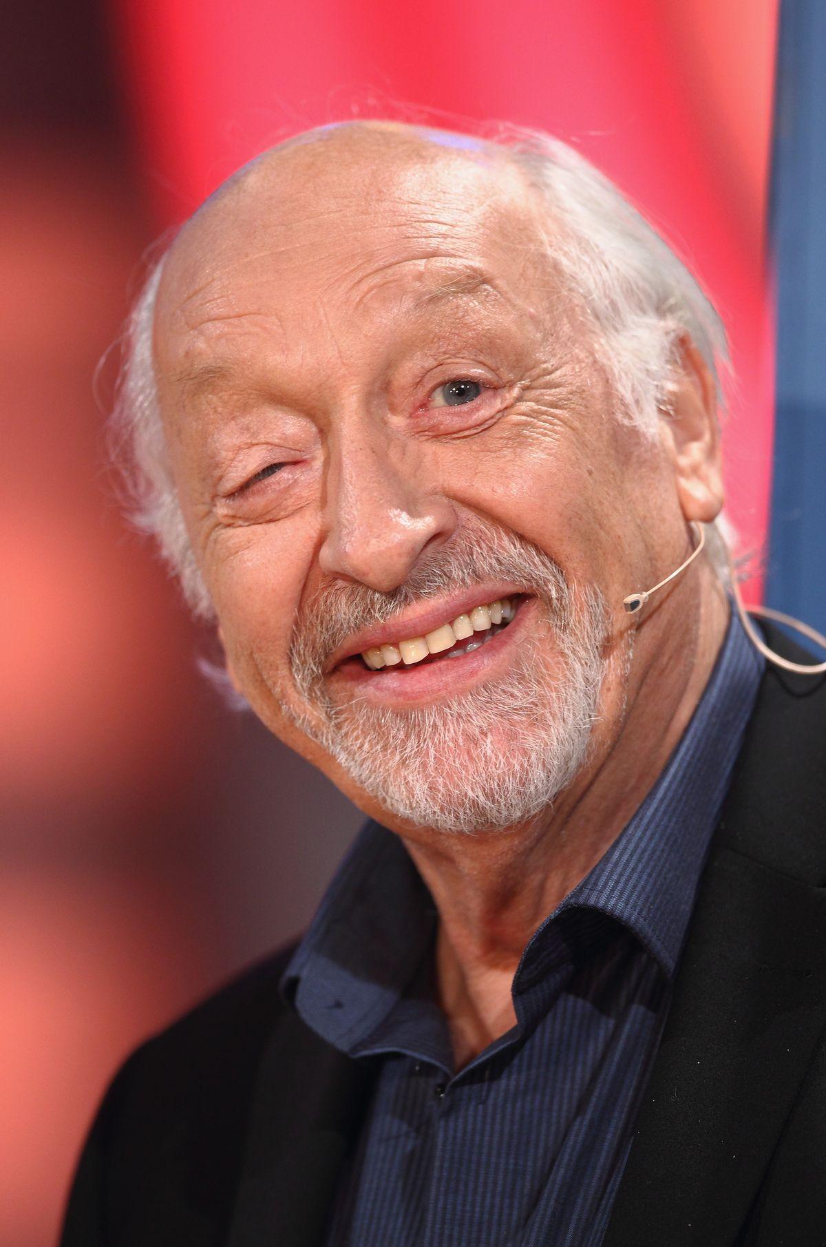 Karl Dall gehörte seit den 60er-Jahren zum Unterhaltungs-Inventar des deutschen Fernsehens.