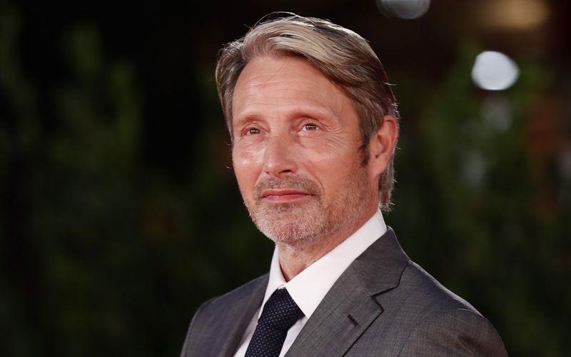 """Wird im neuen """"Indiana Jones""""-Film zu sehen sein: Mads Mikkelsen."""