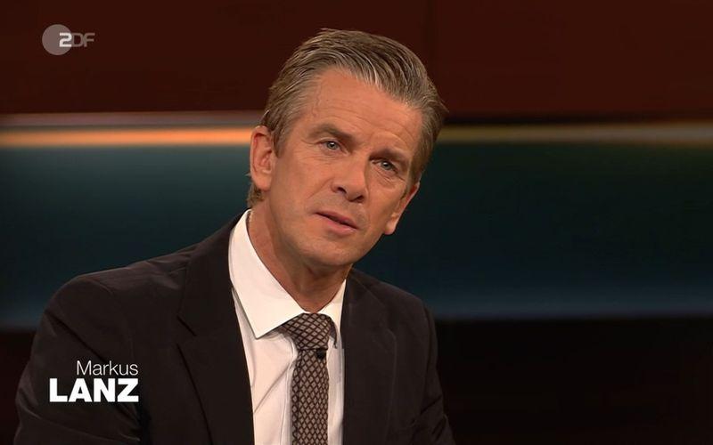 Markus Lanz fuhr mit seinem ZDF-Talk erneut Fabel-Quoten ein.