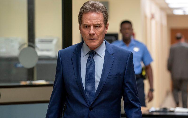 """Die Parallelen zu Walter White aus """"Breaking Bad"""" sind offensichtlich: Zum Schutz seiner Familie ist Bryan Cranston als ehrenwerter Richter zu allem bereit."""
