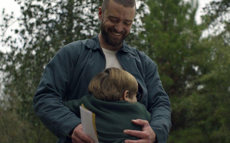 Nach der Gefängnisentlassung bekommt Eddie (Justin Timberlake) eine ungewollte Aufgabe: Er kümmert sich um den kleinen Sam (Ryder Allen).
