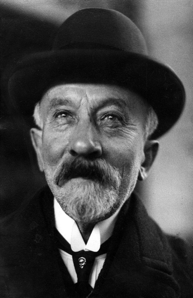 Georges Méliès (1861-1938) revolutionierte zu Beginn des 20. Jahrhunderts das Kino.