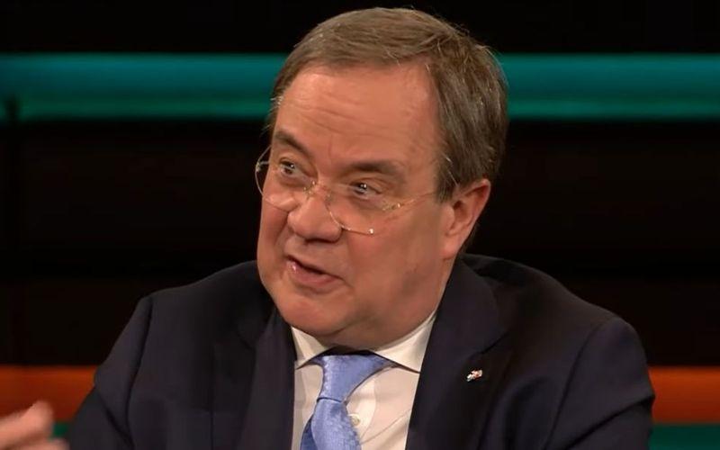 """Armin Laschet hat im ZDF-Talk """"Markus Lanz"""" Fehler in der Corona-Politik eingeräumt."""