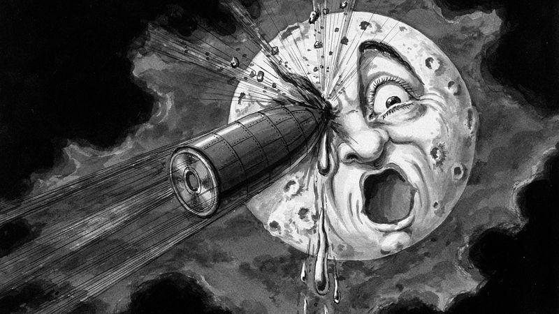 """""""Die Reise zum Mond"""" von 1902 ist einer der großen Klassiker der Filmgeschichte."""