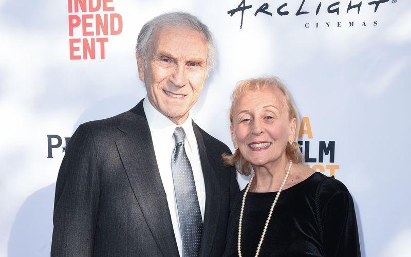 2016 besuchte Peter Mark Richman mit seiner Frau Helen das Filmfestival in Los Angeles. Nun ist der Schauspieler im Alter von 93 Jahren gestorben.