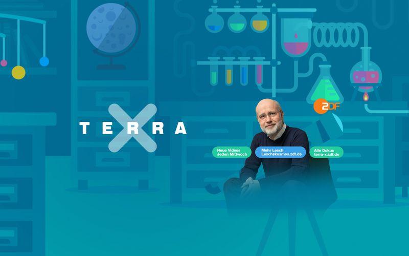 """Auf dem YouTube-Kanal """"Terra X Lesch & Co"""" ruft Harald Lesch zur Impfbereitschaft auf."""