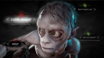 Herr der Ringe: Gollum