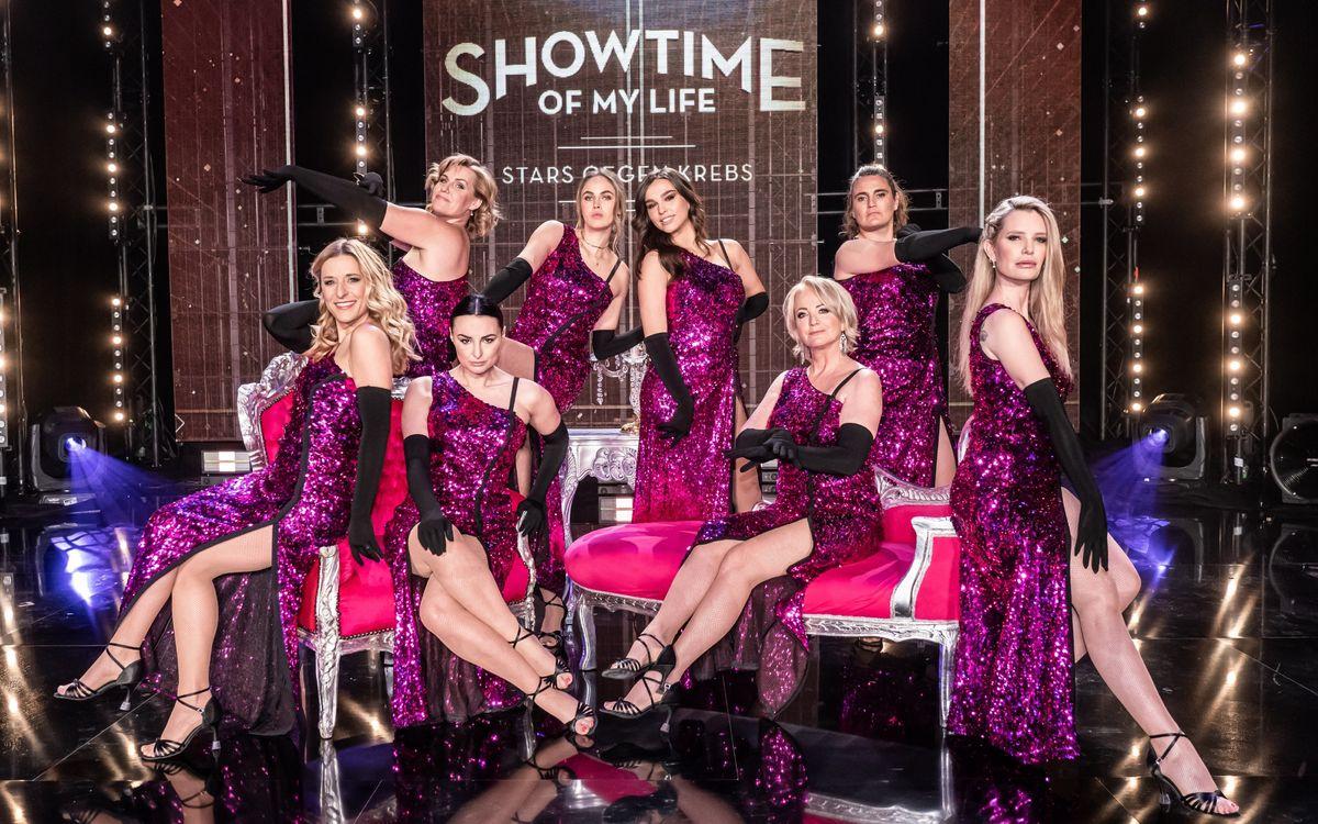 SWYRL - Showtime of My Life - Stars gegen Krebs