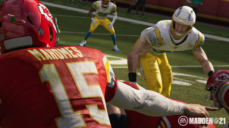 """Grund für Snoop Doggs Ausraster: Bei """"Madden NFL 21"""" kassierte er mehrere Touchdowns in Folge."""