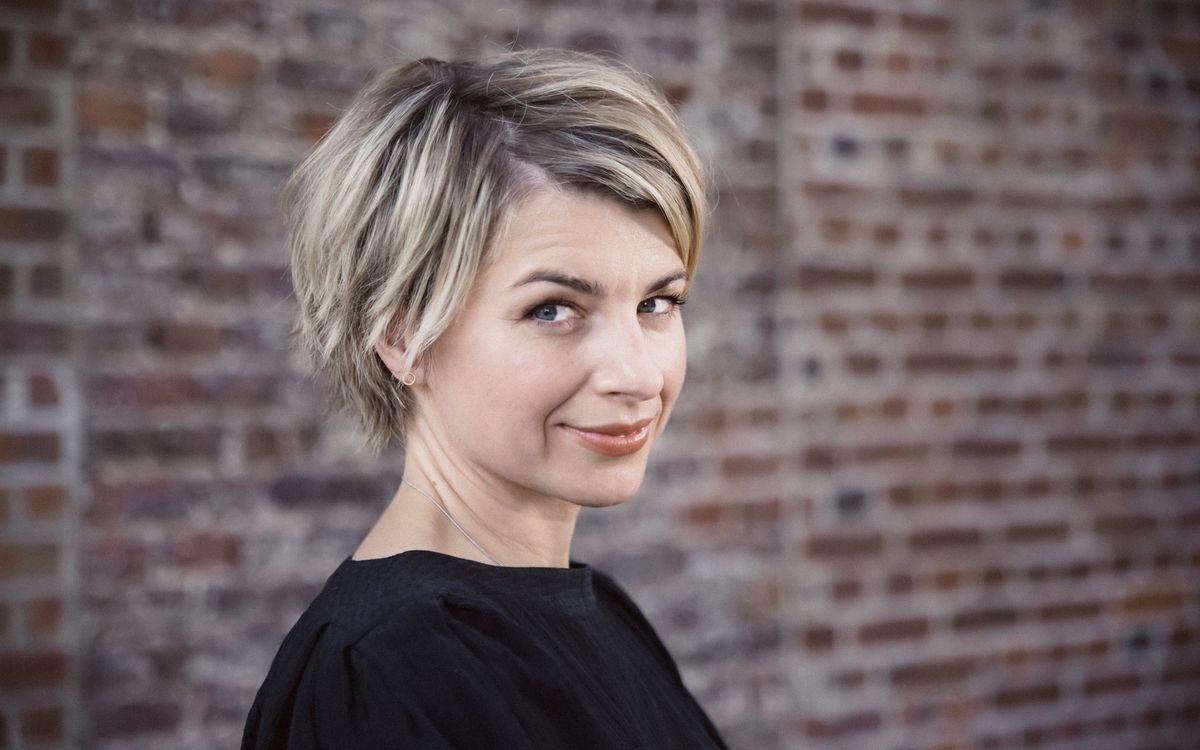 Sabine Heinrich wird demnächst eine eigene Quizshow im ZDF moderieren.