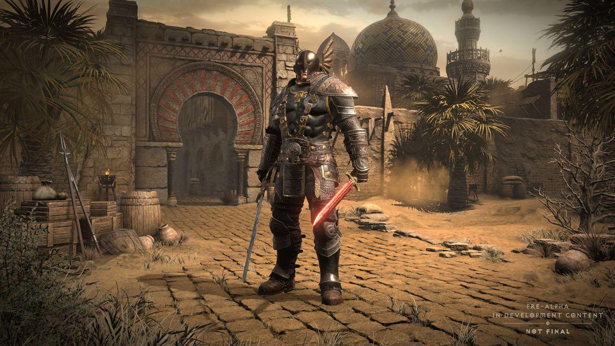 """Komplett neue Grafik: """"Diablo 2: Resurrected"""" setzt auf 3D."""