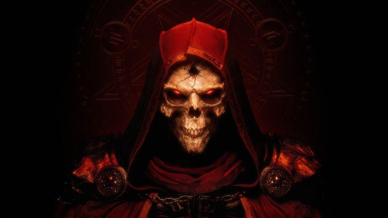 """Der Herr des Schreckens meldet sich zurück: Blizzard veröffentlicht eine Remaster-Fassung seines Kult-Action-Rollenspiels """"Diablo 2""""."""