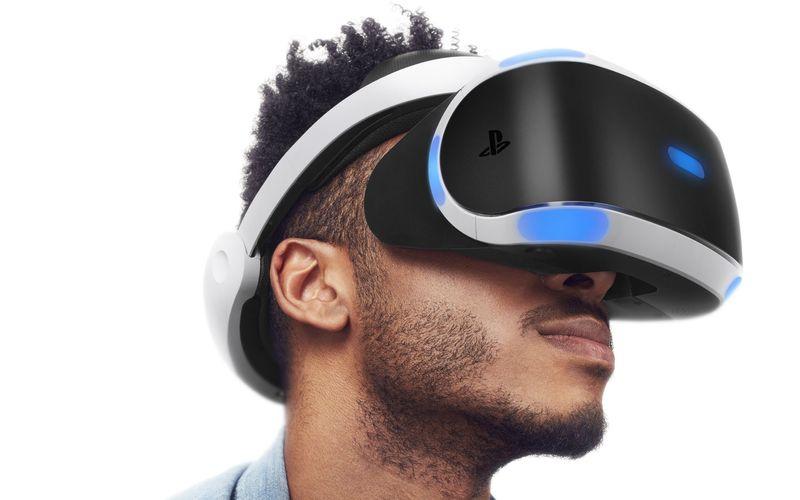 Das VR-Headset für die PS4 lässt sich per Adapter auch mit der PS5 verbinden. Der Nachfolger der Brille wurde nun angekündigt.