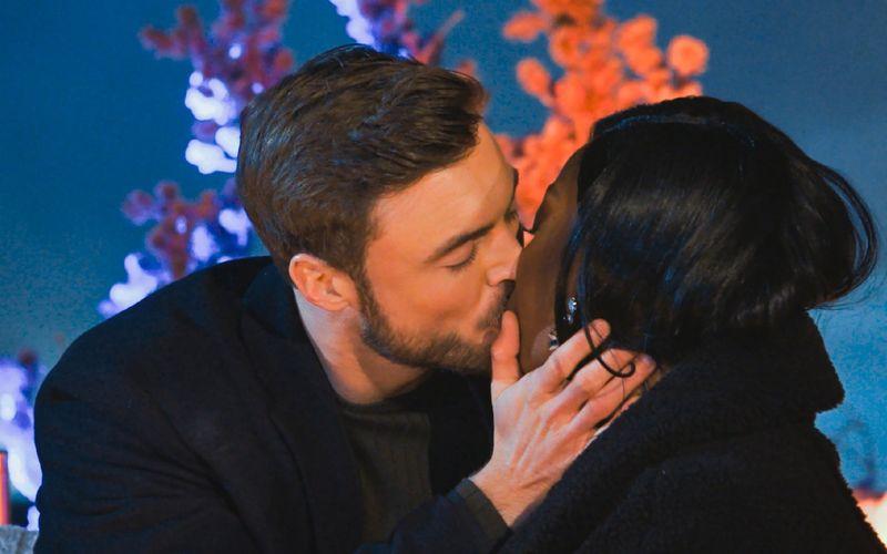 """""""Nur weil die andern schon die Lippen an ihm hatten, heißt es nicht, dass es jetzt mit uns auch so sein muss! Auf gar keinen Fall! Ich wäre gerne die Letzte, die er dann küsst!"""", sprach Linda - und war wenig später auch dran."""