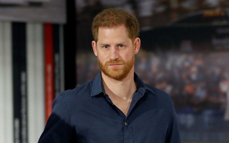 Prinz Harry verriet in einer Fernsehsendung, wie das Kennenlernen mit Meghan ablief.