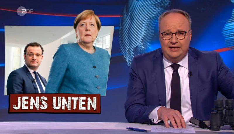 """""""Jens is janz unten"""": Die Chefin ist auf ihren Jens nicht gut zu sprechen."""