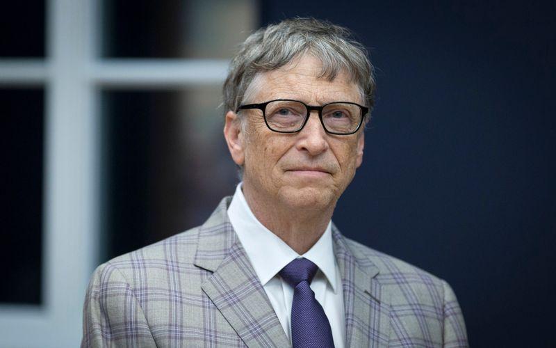 Der Microsoft-Gründer und Milliardär Bill Gates zeigte sich in einem Interview mit dem US-Sender CNN überraschend optimistisch.